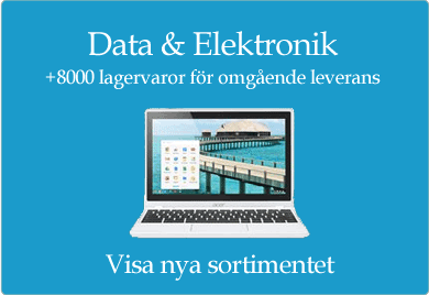 data elektronik nytt sortiment